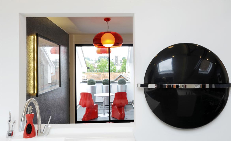 City apartment interior design Norwich