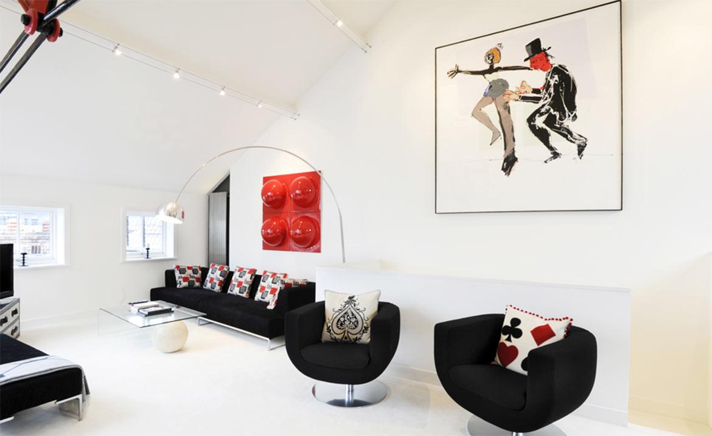 Residential interior design Norwich
