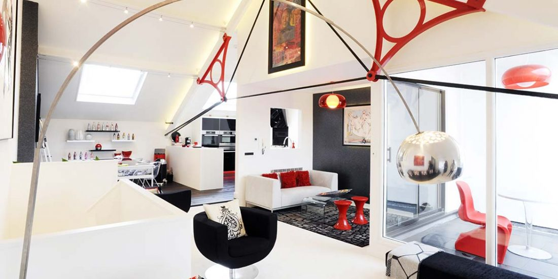City pad interior design Norwich