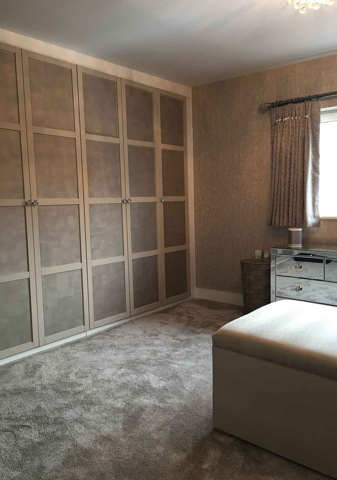 Bedroom design swank interiors