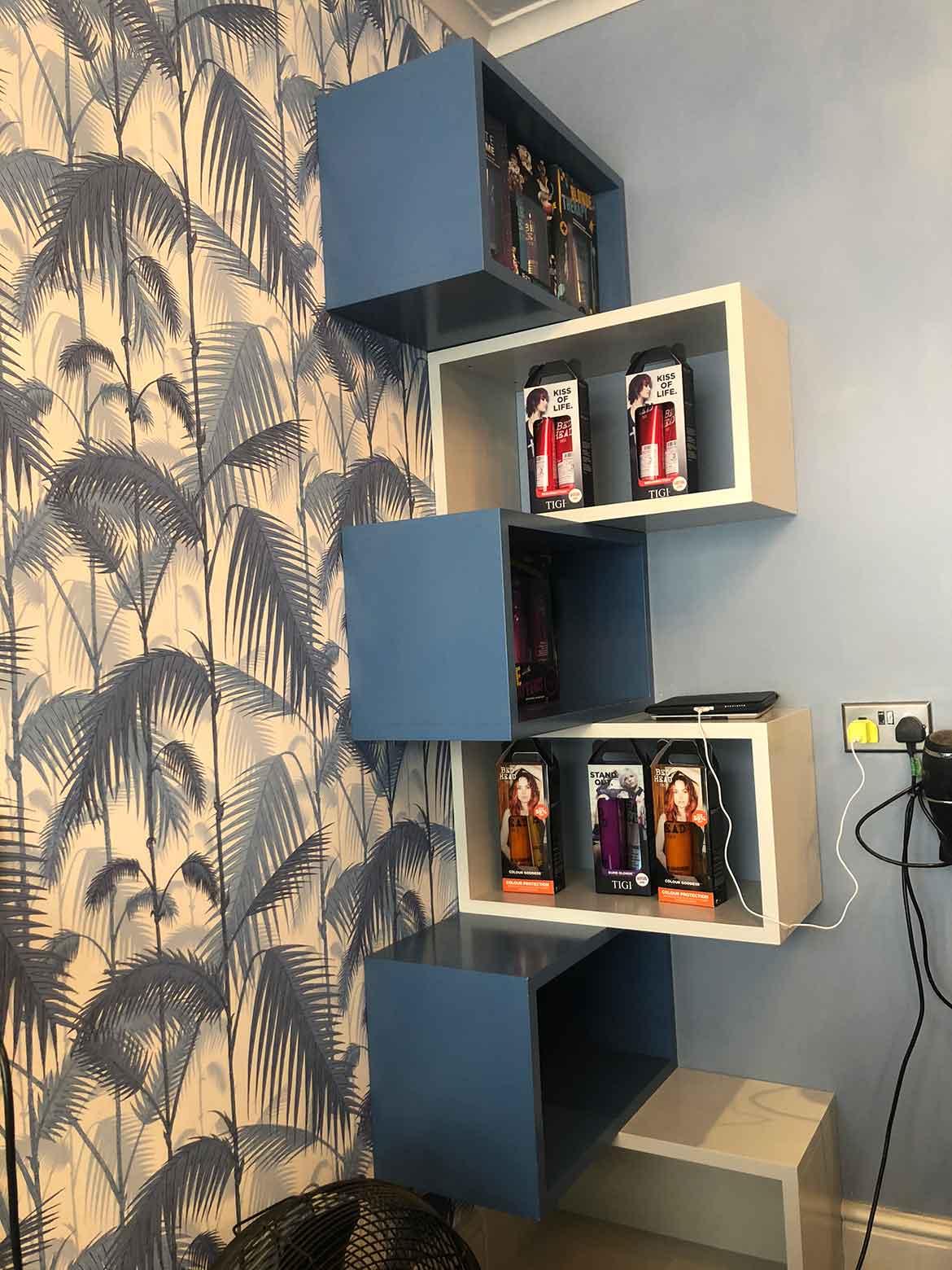 Salon Design by Swank Interiors in Norfolk