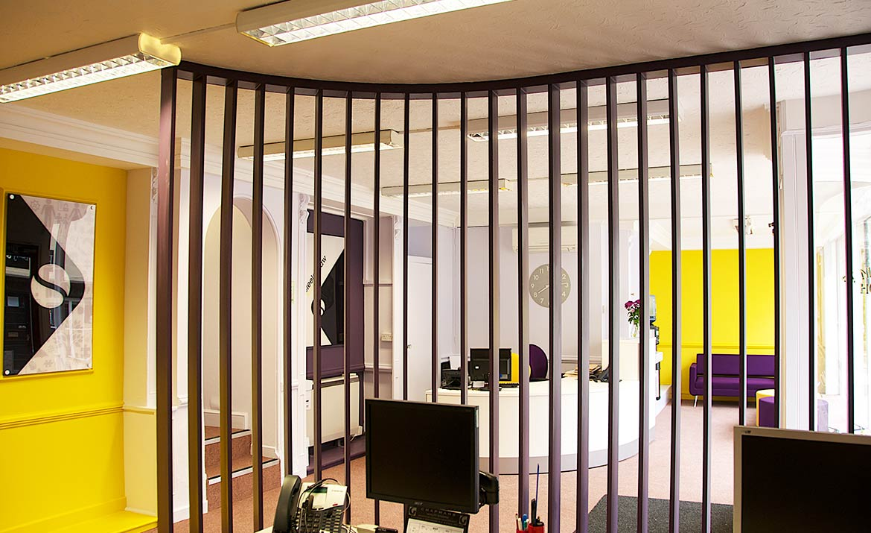 Commercial office design in Norfolk
