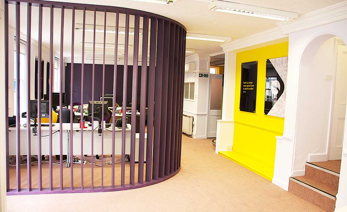 Interior design for commerical properties in Diss