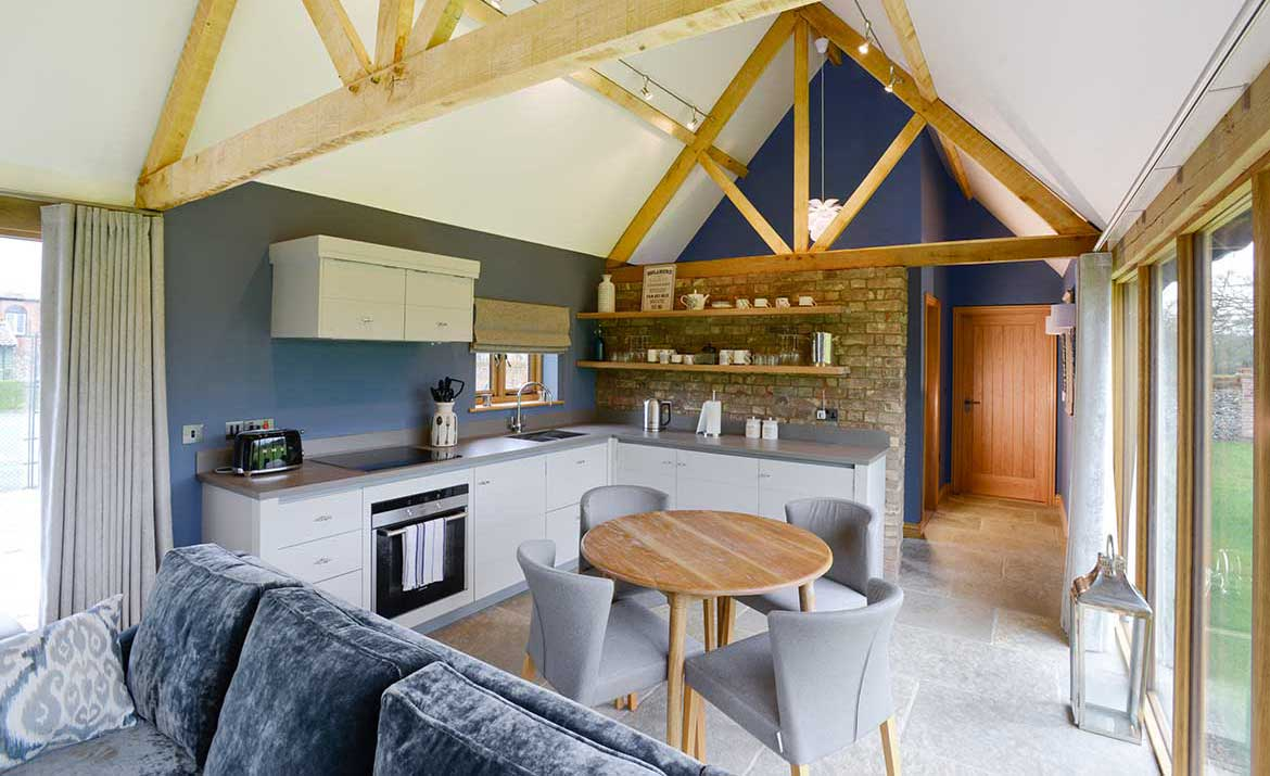 Holiday home design in Suffolk