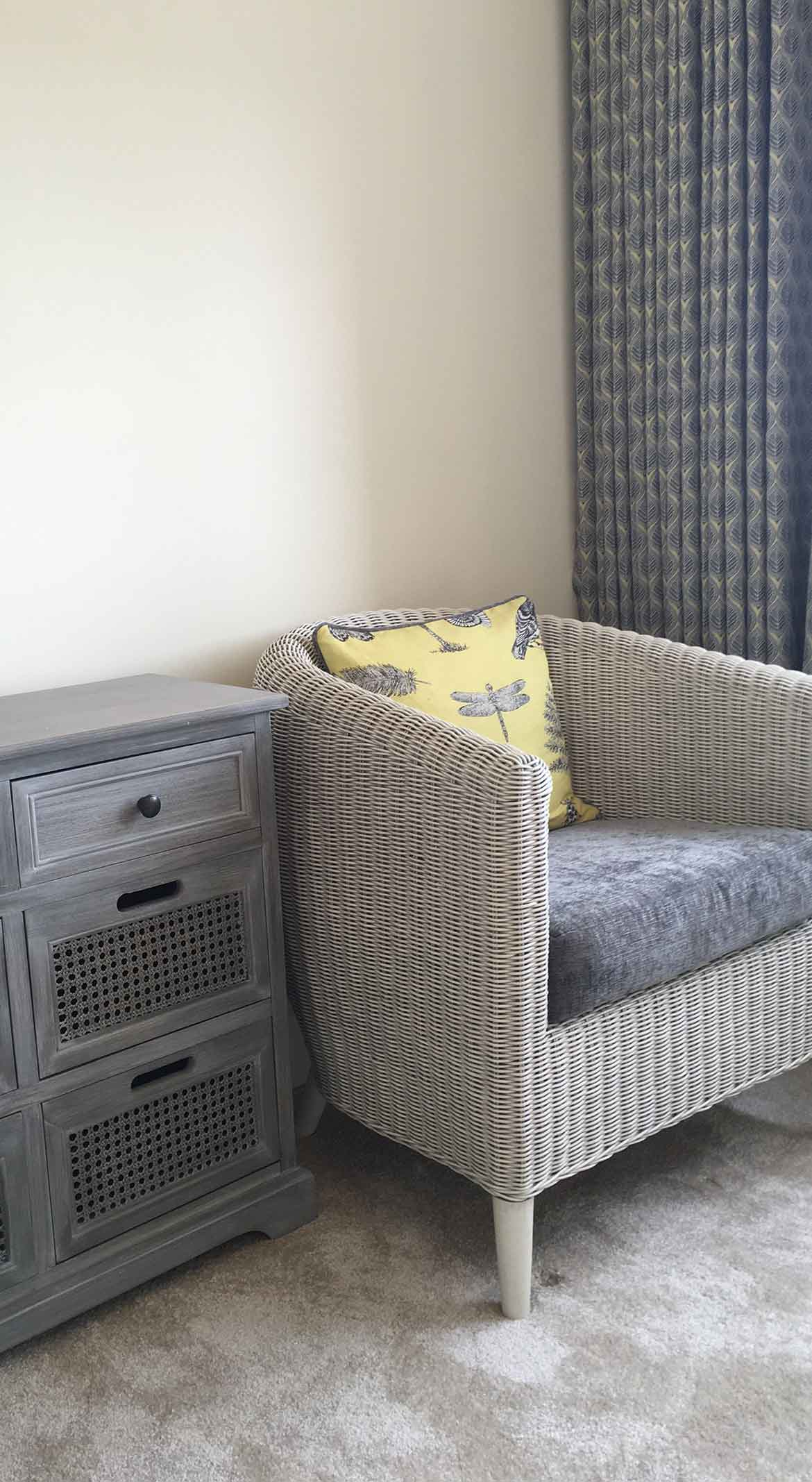 Interior Design for Holiday Home in Suffolk
