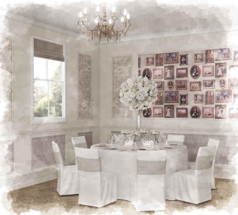 Norfolk wedding venue at Park Farm Hotel