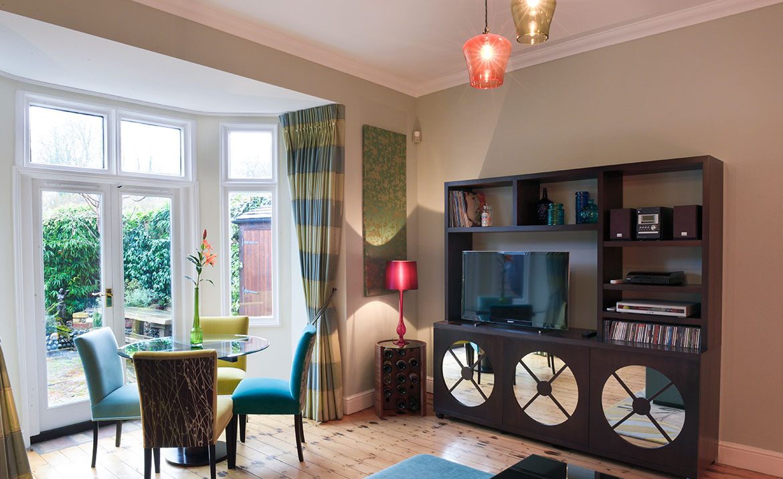 Design of family home in Norfolk